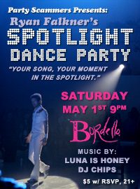 SPOTLIGHT DANCE PARTY